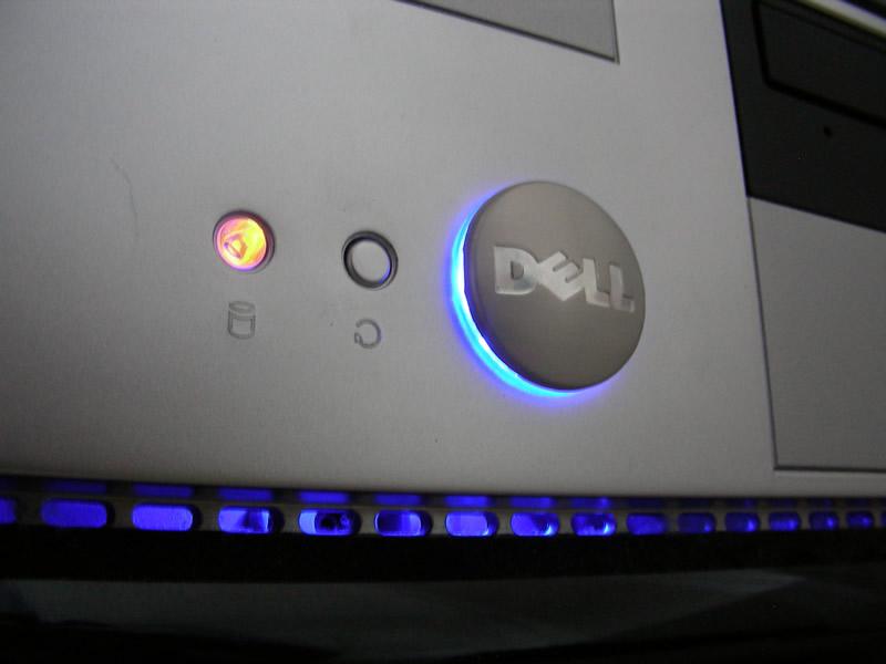 Blue Dell symbol