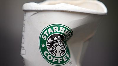 Starbucks Crushed