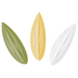 3 rice logo